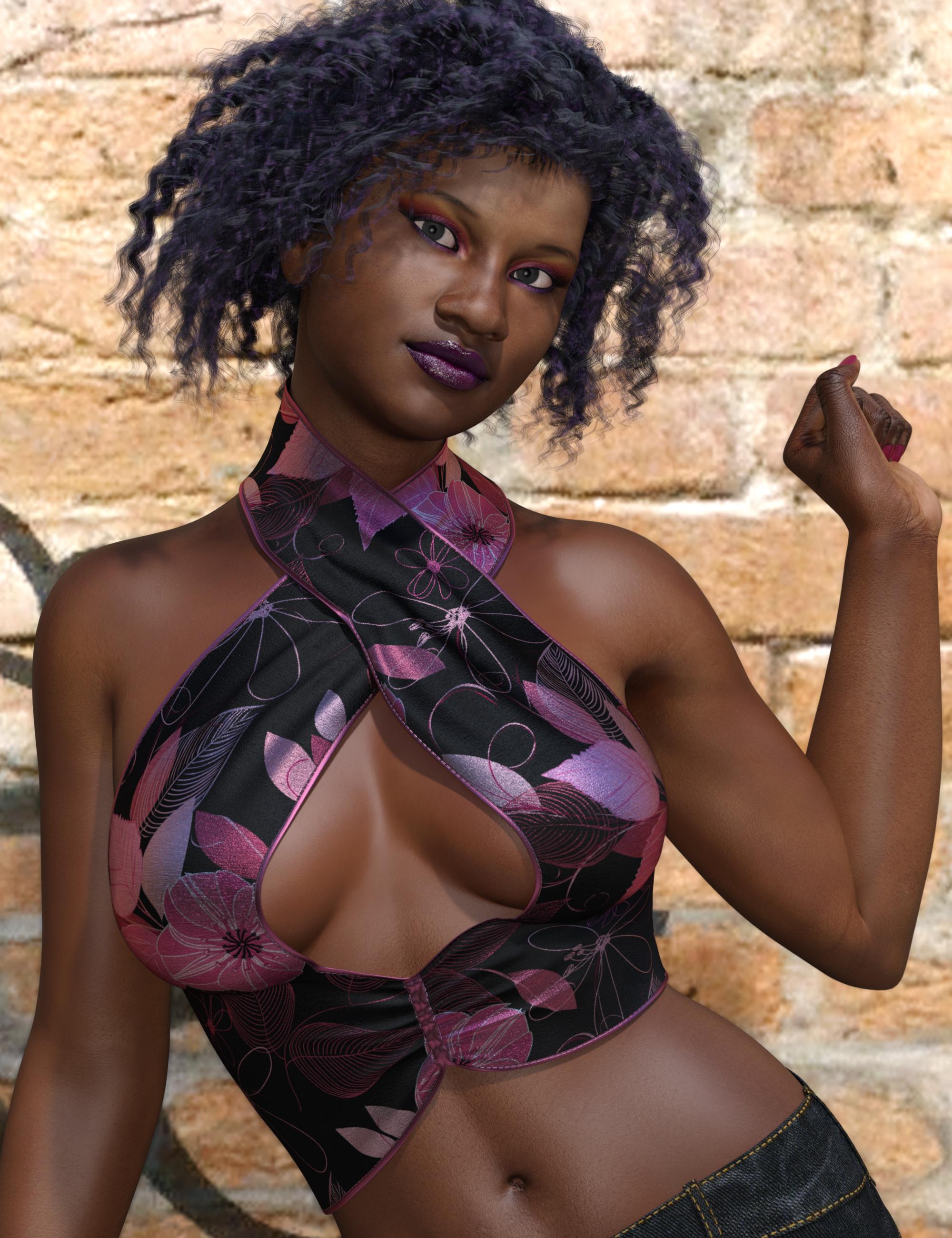 DE Binah for Genesis 8 Female by: Dark-Elf, 3D Models by Daz 3D
