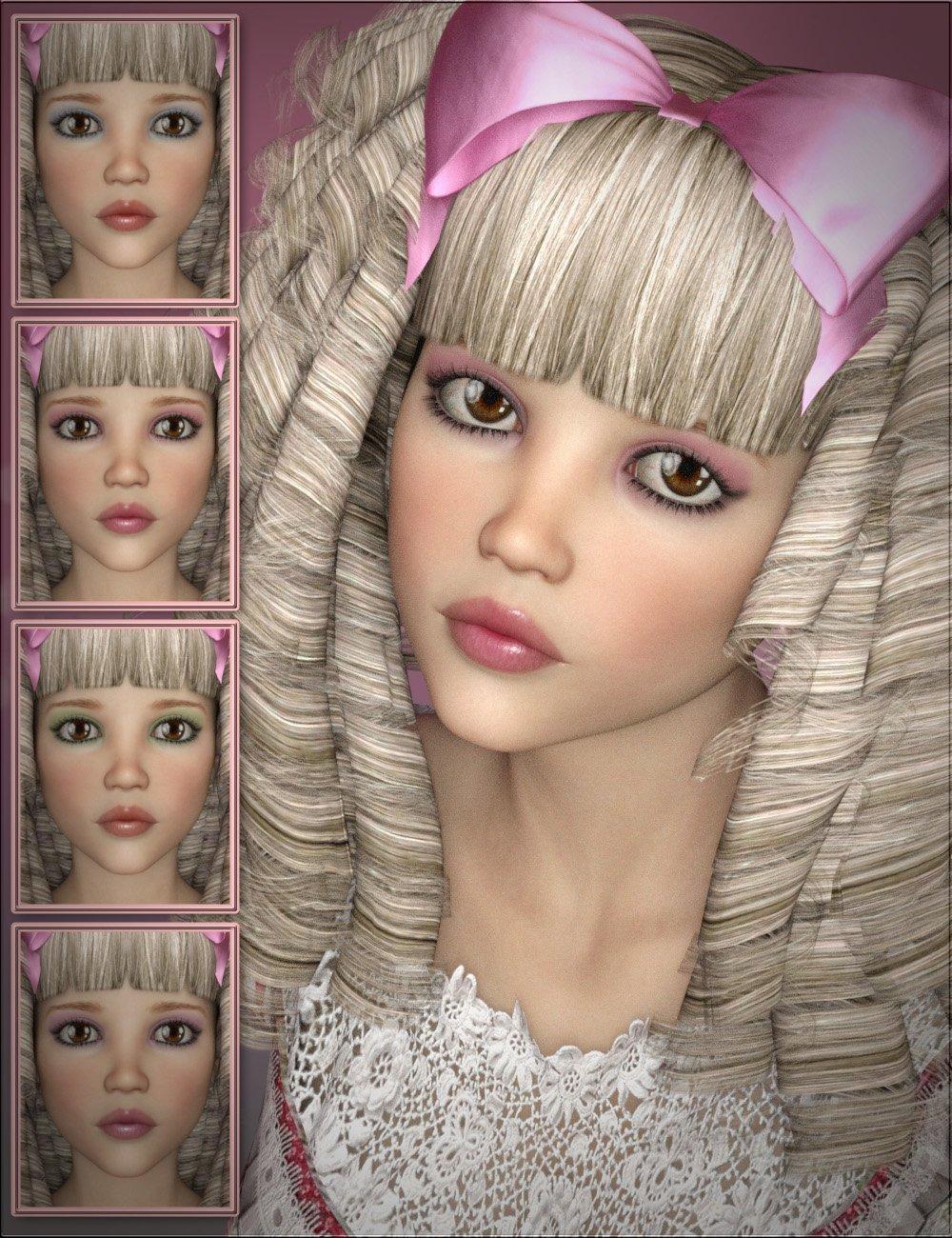 VYK Dolly for Teen Josie 8 by: vyktohria, 3D Models by Daz 3D