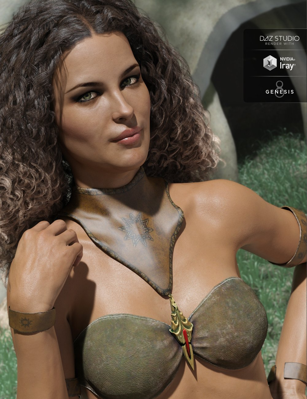 Iconic MFD Bundle 2 for Genesis 8 Female(s) by: JGreenleesPoisenedLily, 3D Models by Daz 3D