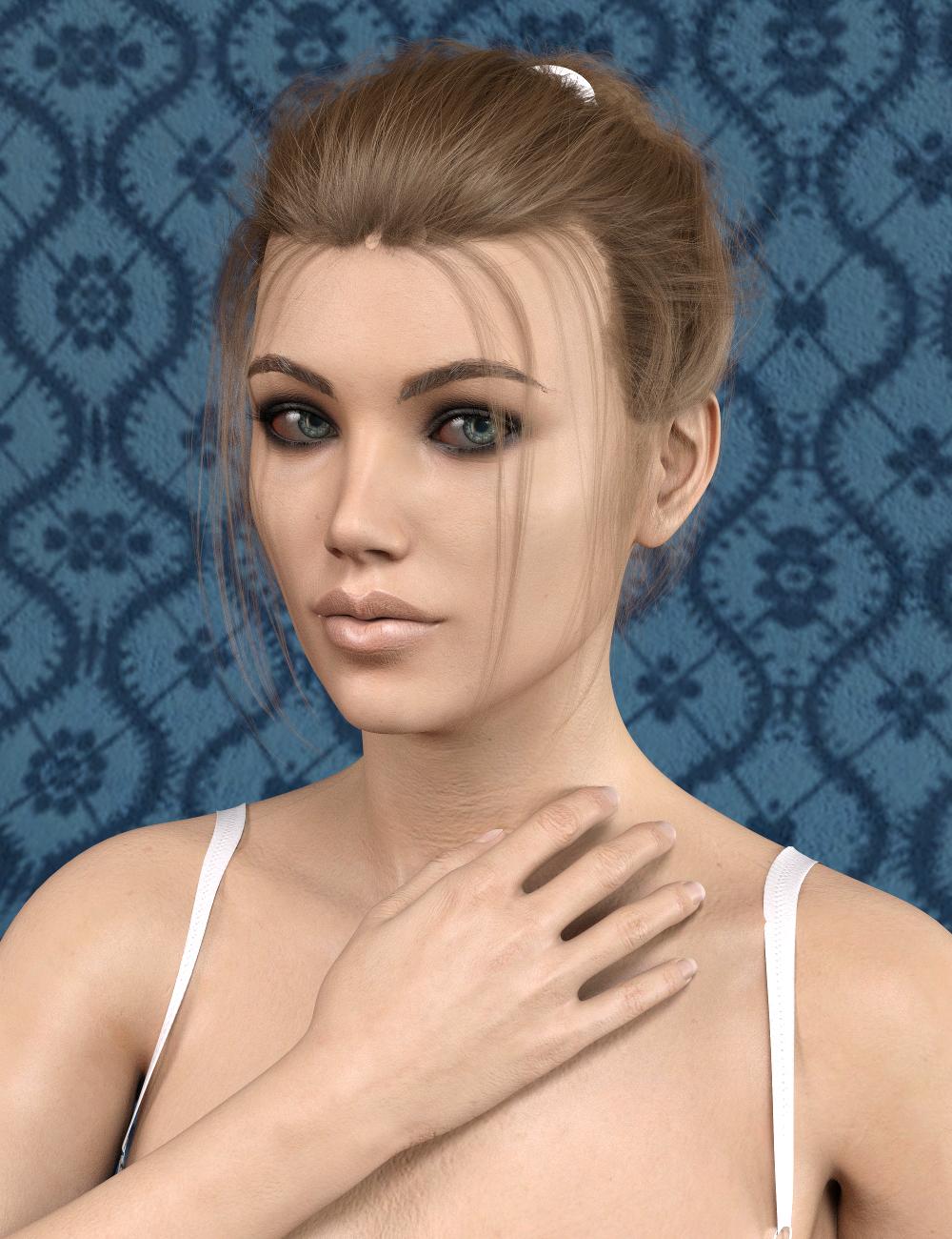 SF Beautiful Skin Iray Genesis 8 Female by: SickleyieldFuseling, 3D Models by Daz 3D