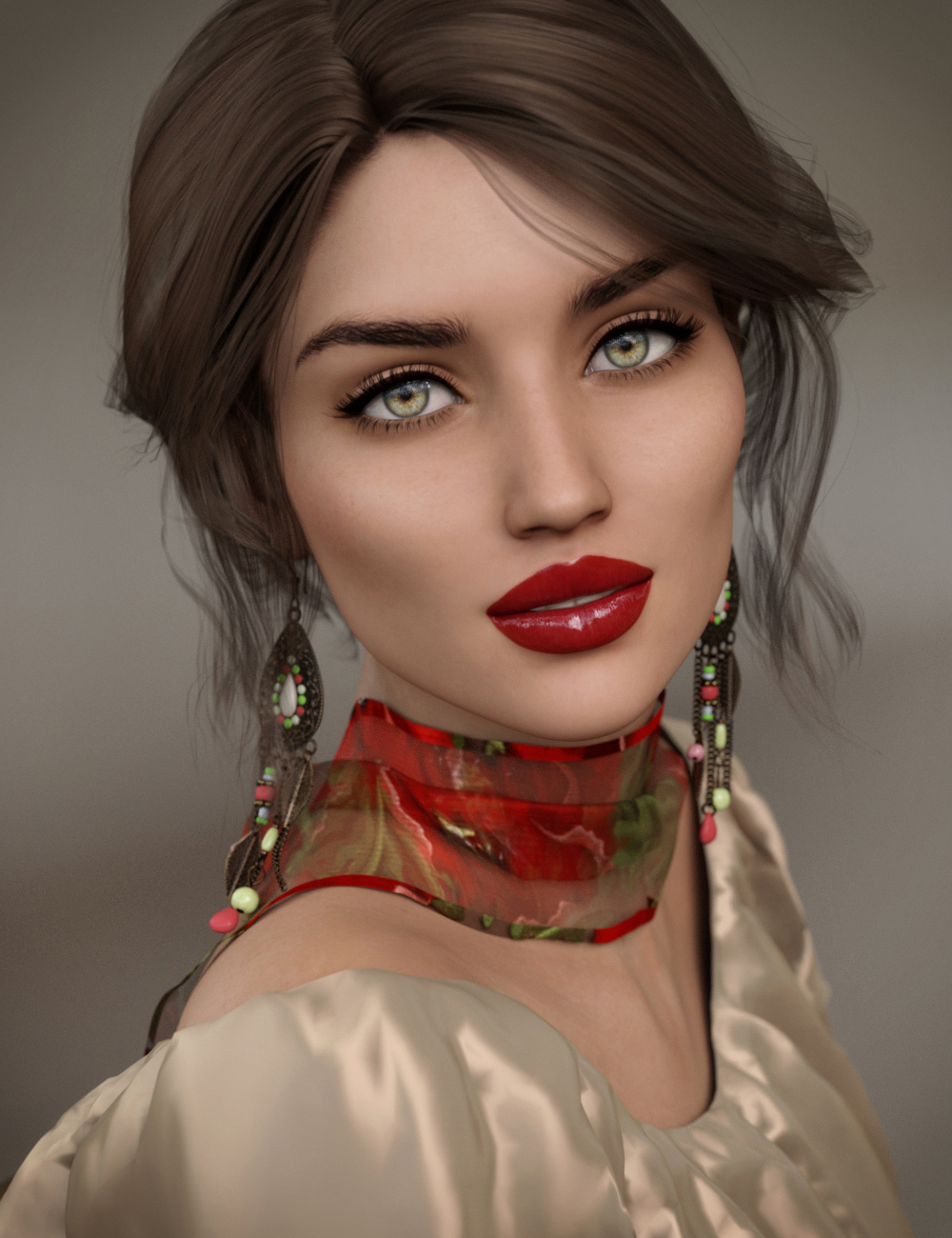 Pepper for Genesis 3 and 8 Female by: addy, 3D Models by Daz 3D