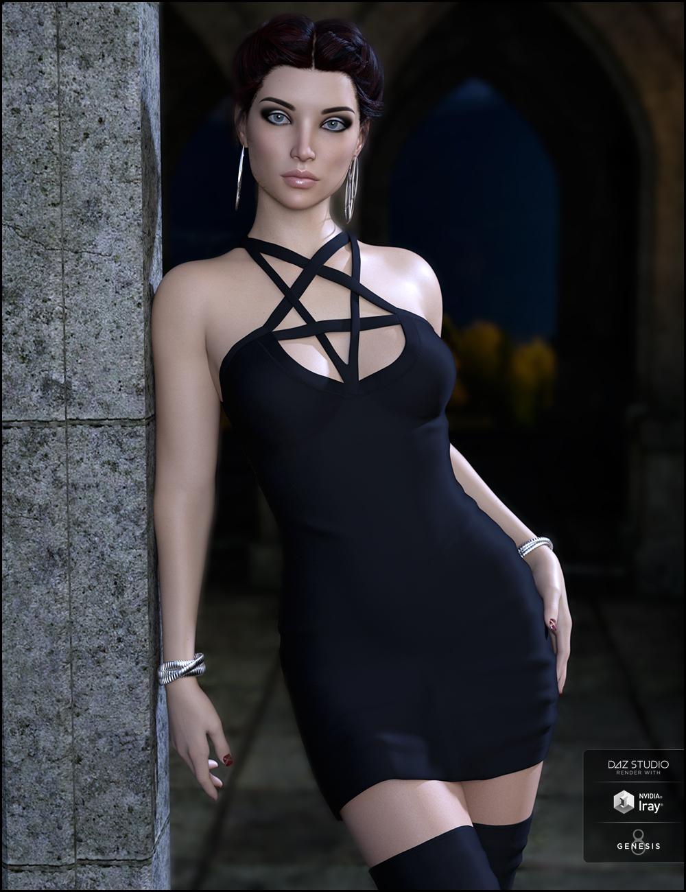 Lustra for Genesis 8 Female by: JessaiiDemonicaEvilius, 3D Models by Daz 3D