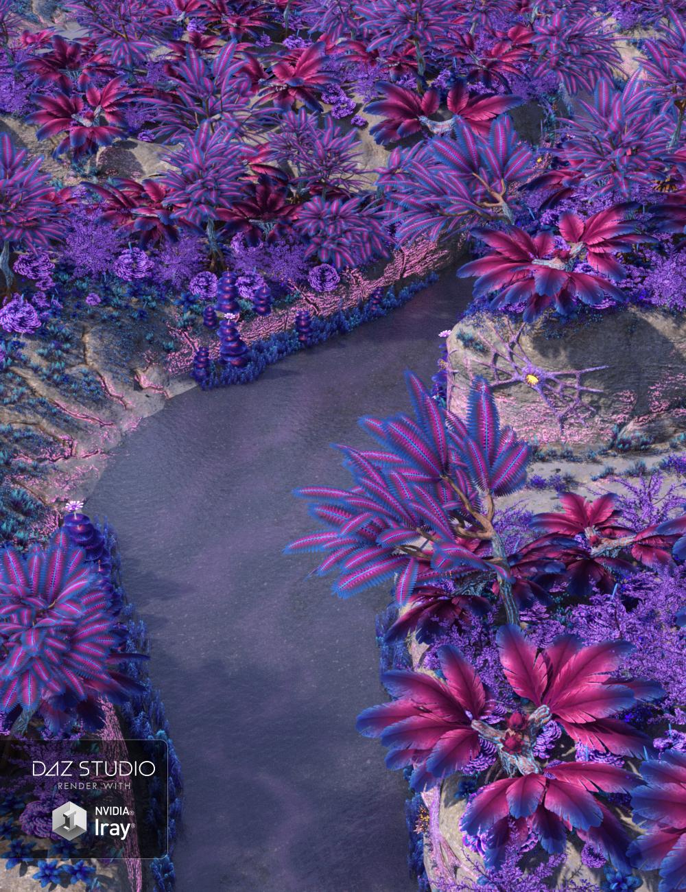 Planet Glise by: petipet, 3D Models by Daz 3D