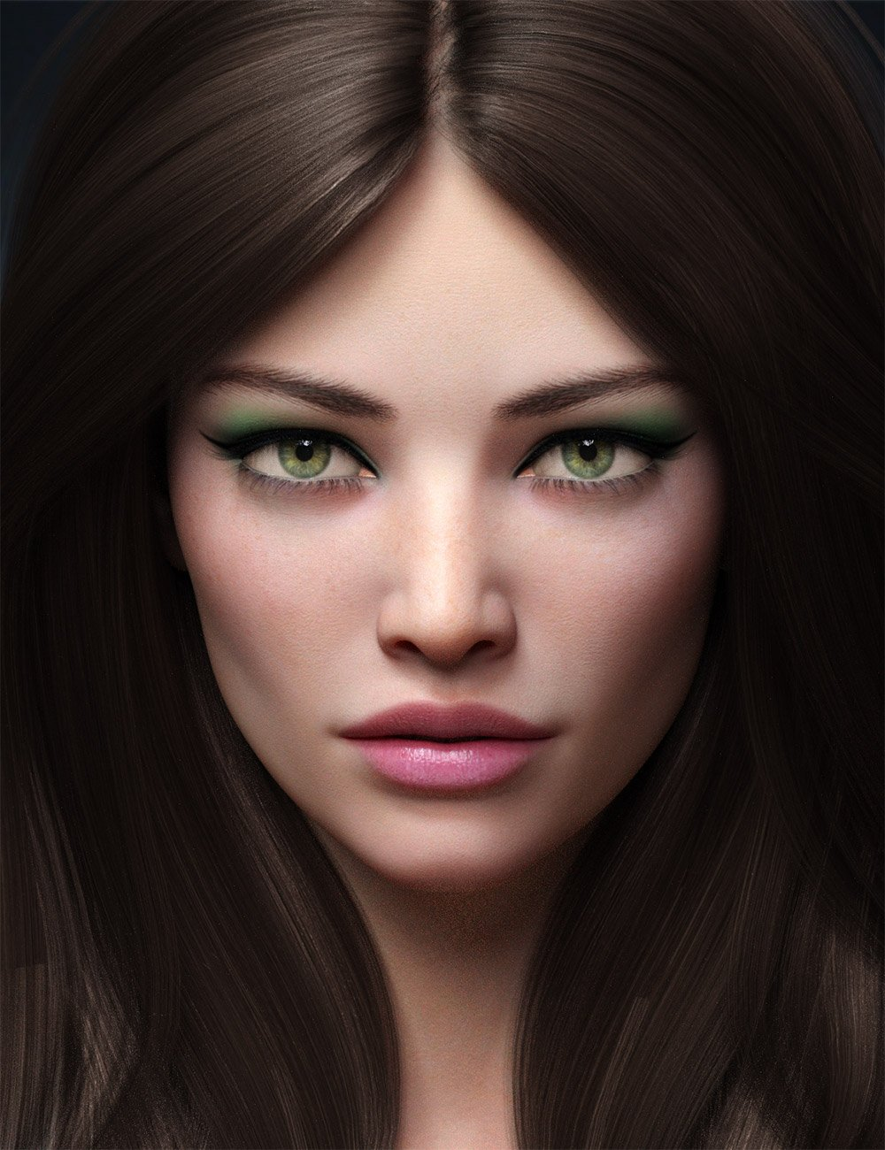 Delilah for Genesis 3 and 8 Female by: Mousso, 3D Models by Daz 3D