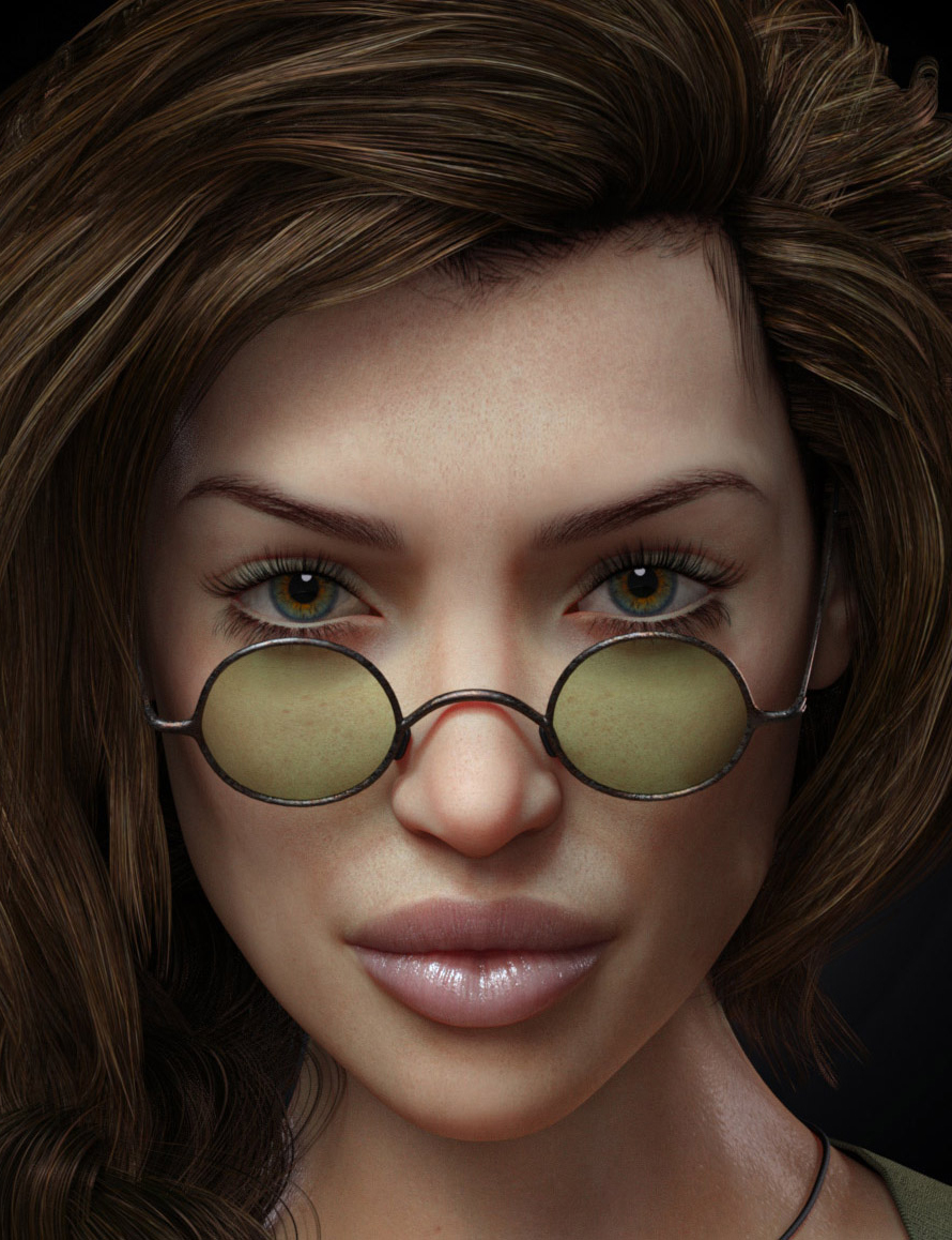 Joanna for Genesis 3 and 8 Female by: Mousso, 3D Models by Daz 3D
