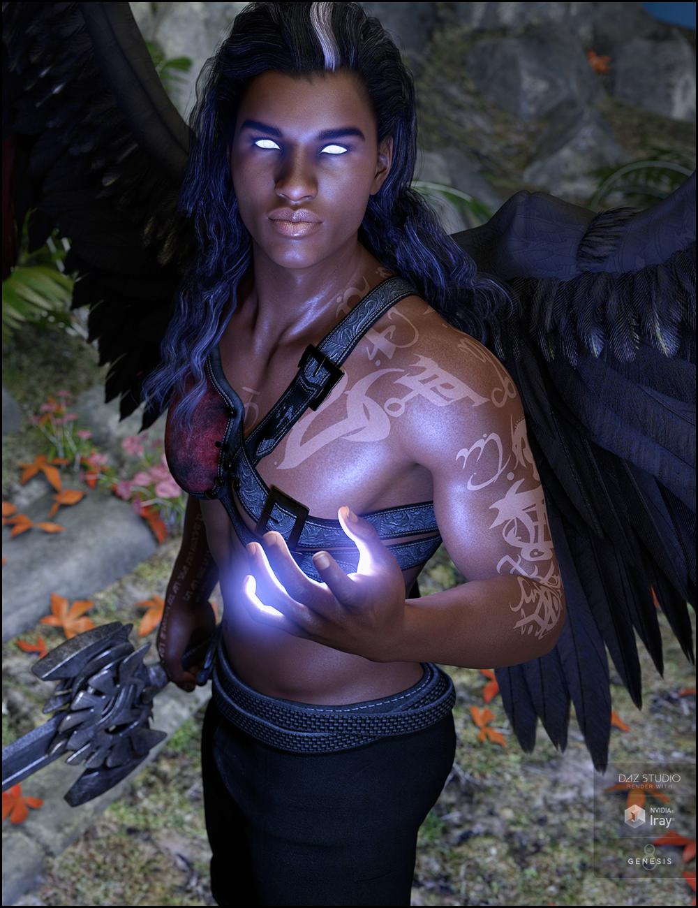Quince for Darius 8 by: DemonicaEviliusJessaii, 3D Models by Daz 3D