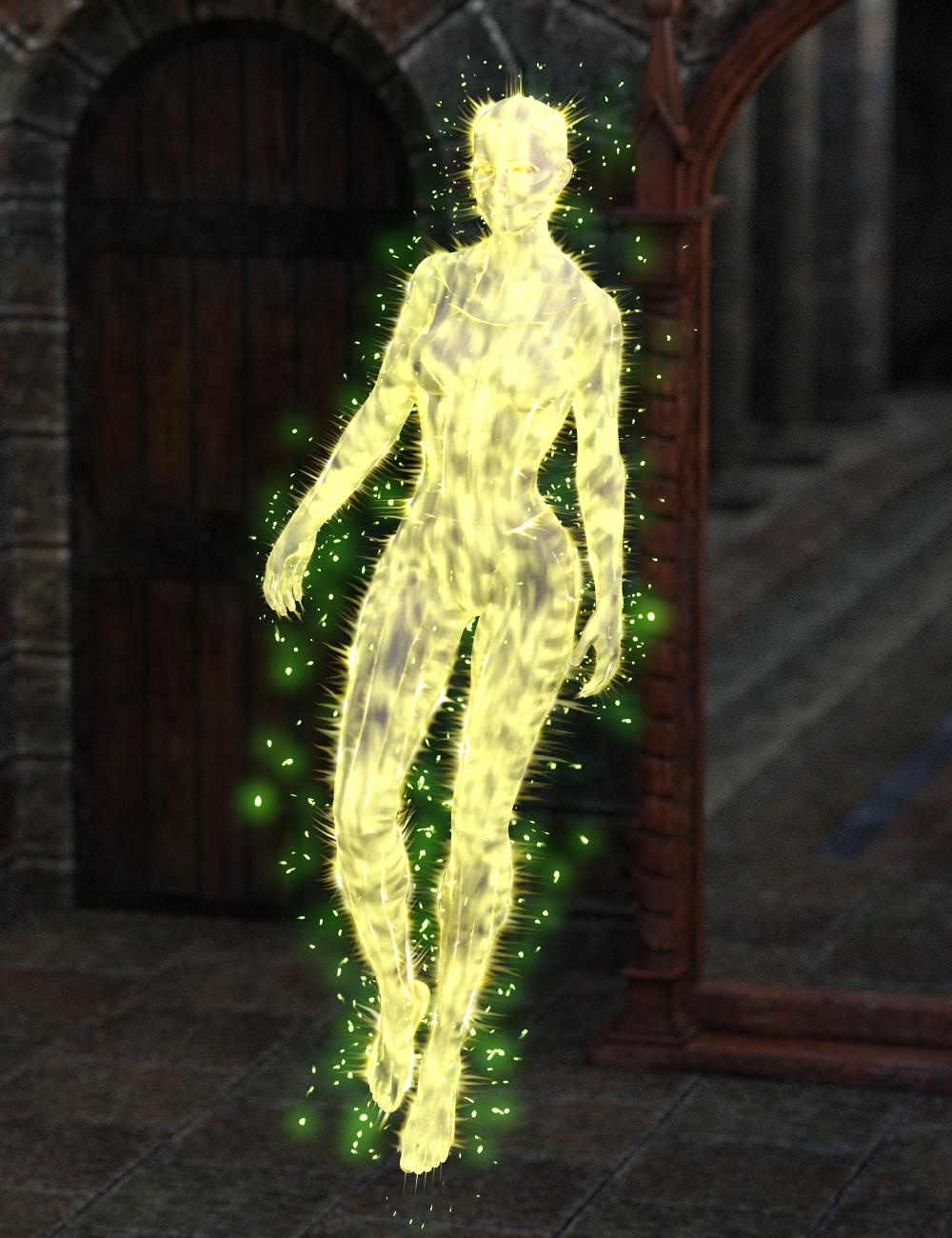 SF Auras Genesis 8 Female by: SickleyieldFuseling, 3D Models by Daz 3D