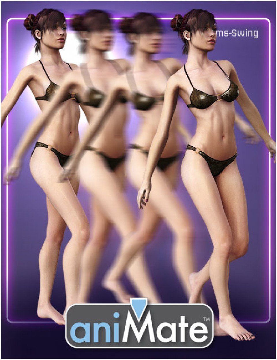aniMate Runway Construction Kit for Victoria 8 by: GoFigure, 3D Models by Daz 3D