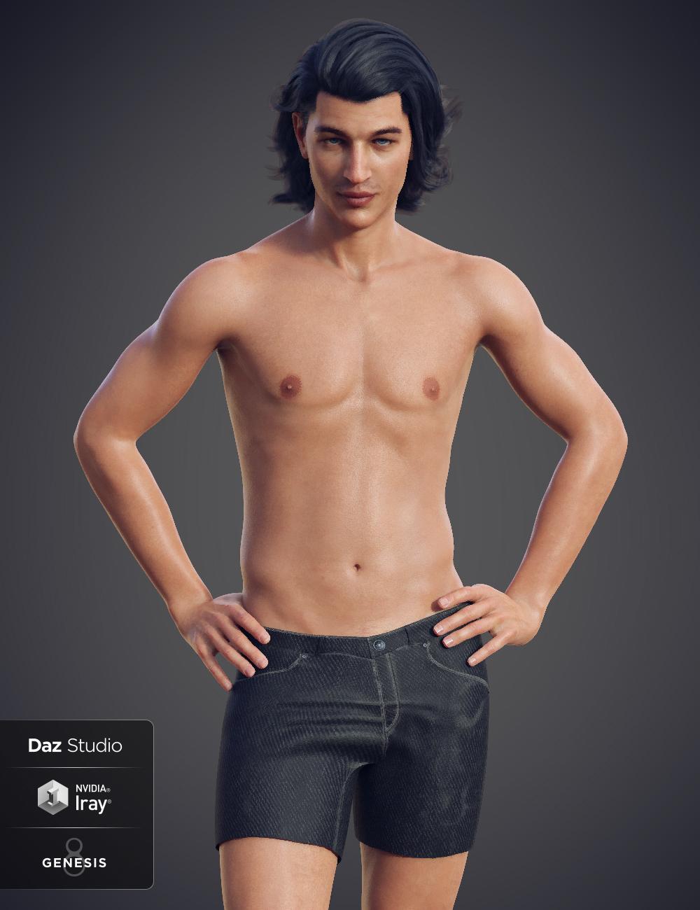 Owen 8 by: , 3D Models by Daz 3D