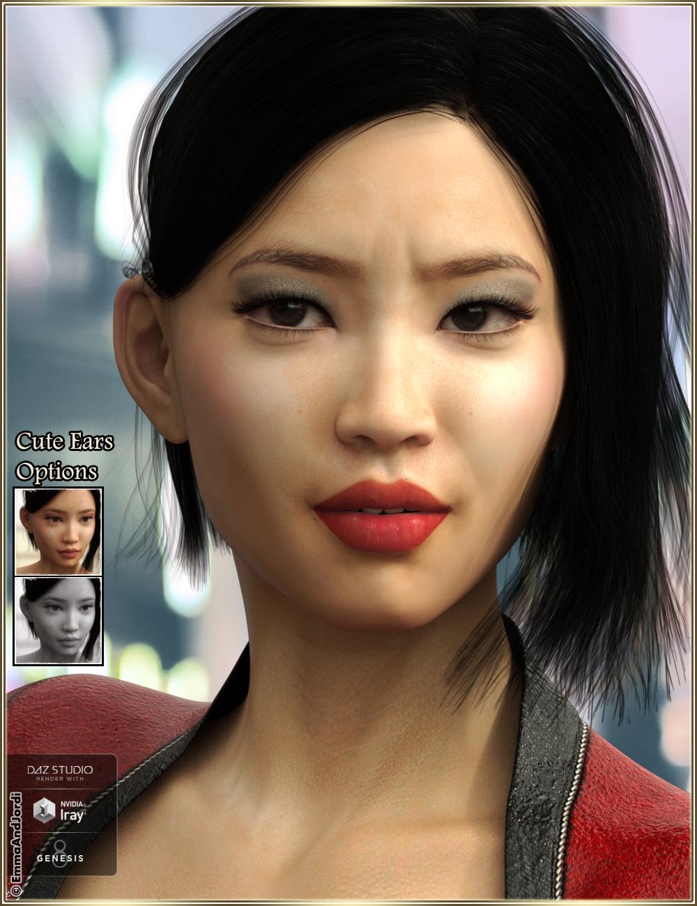 EJ Midori for Genesis 8 Female   Daz 3D