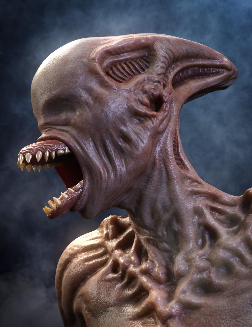 Mutation morphs HD for Genesis 8 Female by: JoLab1985, 3D Models by Daz 3D
