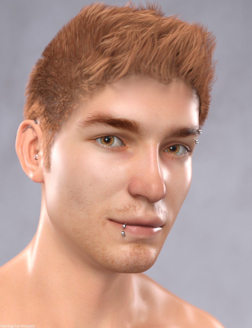 Chance for Owen 8 by: VincentXyooj, 3D Models by Daz 3D