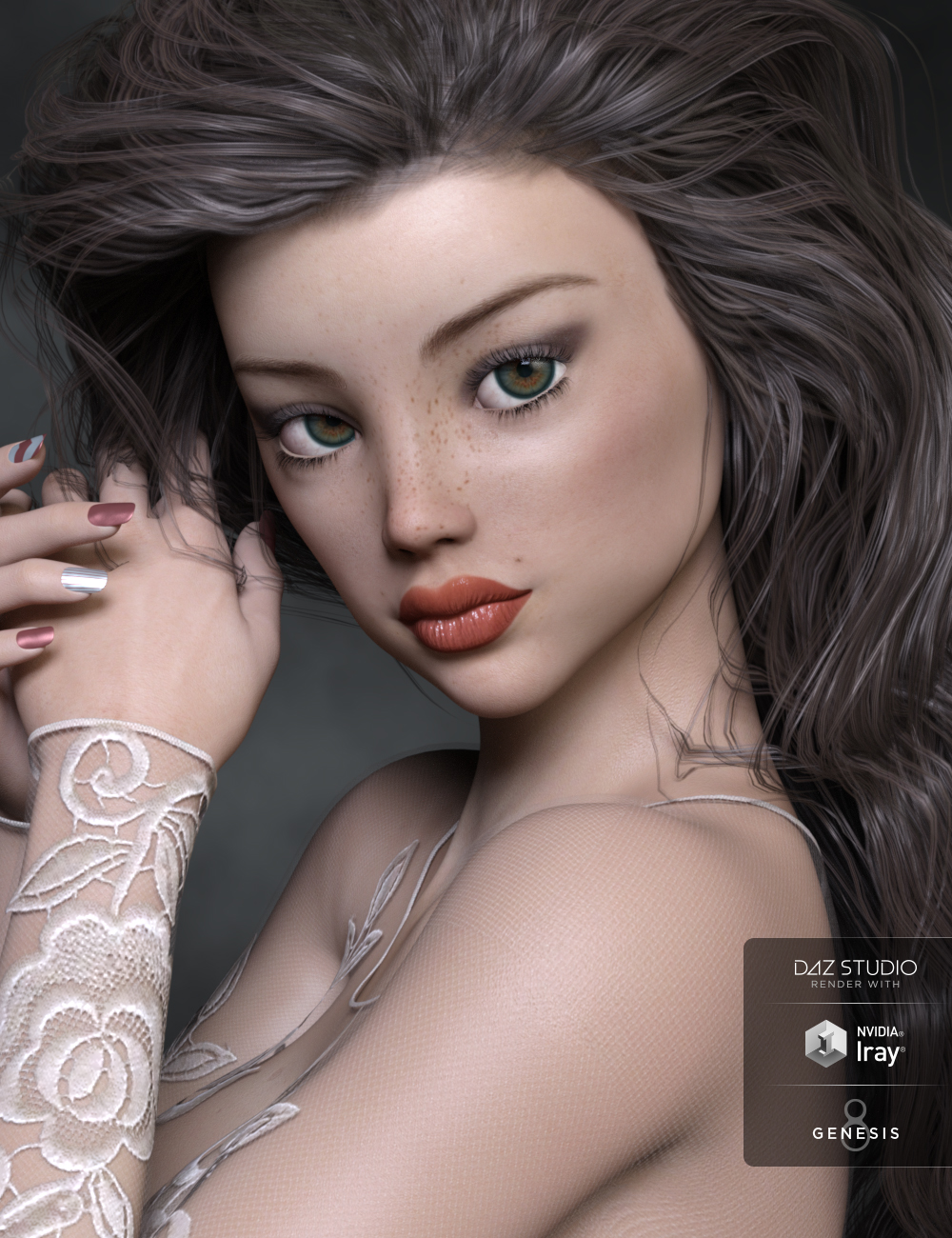 Tianna for Karyssa 8 by: AkashaAnain, 3D Models by Daz 3D