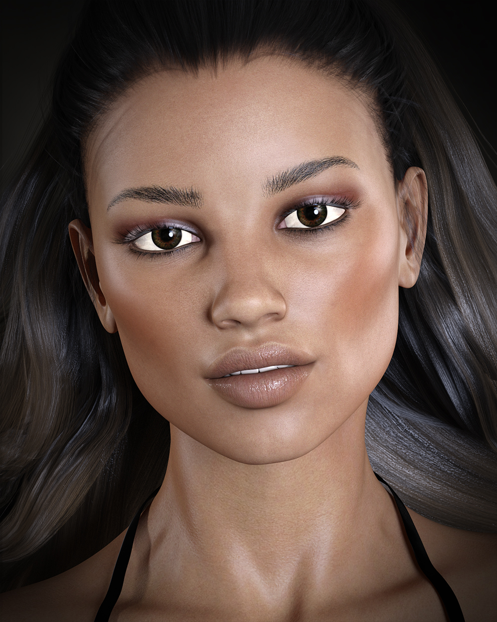 Jordina for Genesis 3 and 8 Female by: CynderBlue, 3D Models by Daz 3D