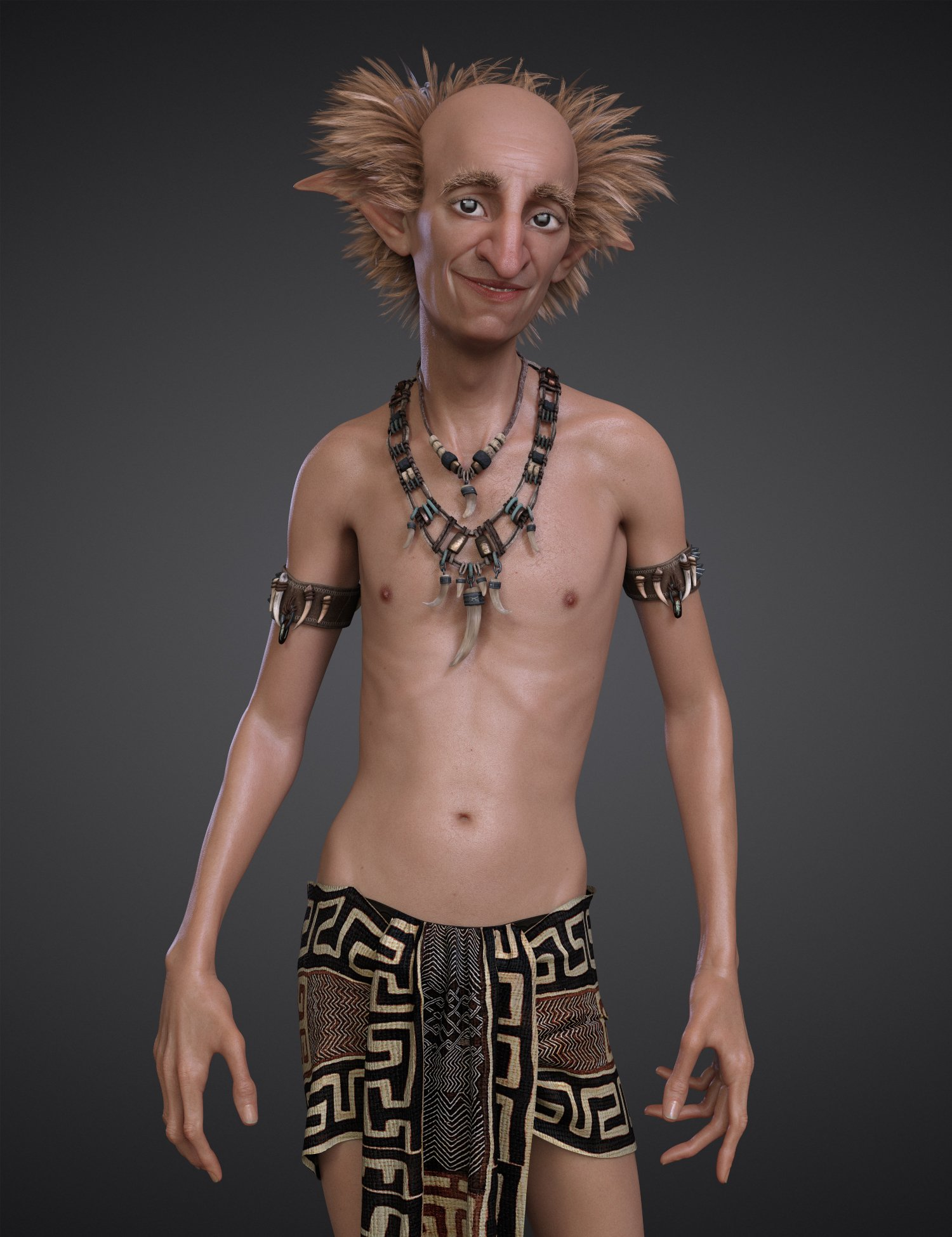 Ollie 8 by: , 3D Models by Daz 3D