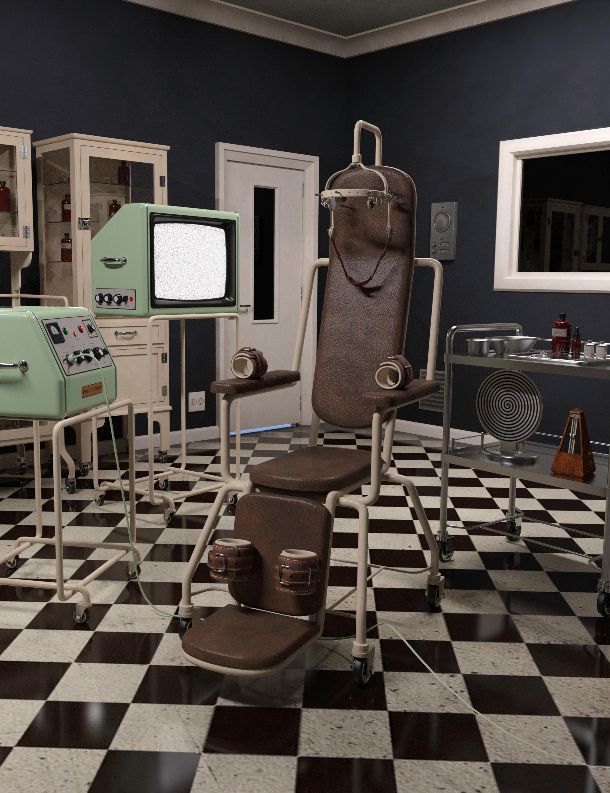 Mind Control Lab by: hypnagogia, 3D Models by Daz 3D