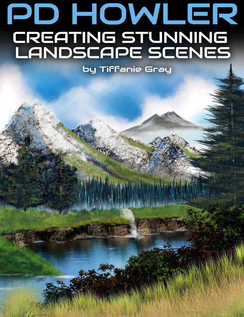How to Create Stunning Landscape Scenes with PD Howler by: Digital Art Live, 3D Models by Daz 3D