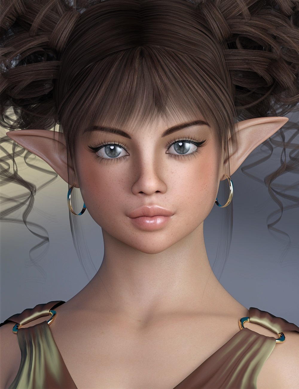 Juniper for Mika 8 by: 3DSublimeProductions, 3D Models by Daz 3D