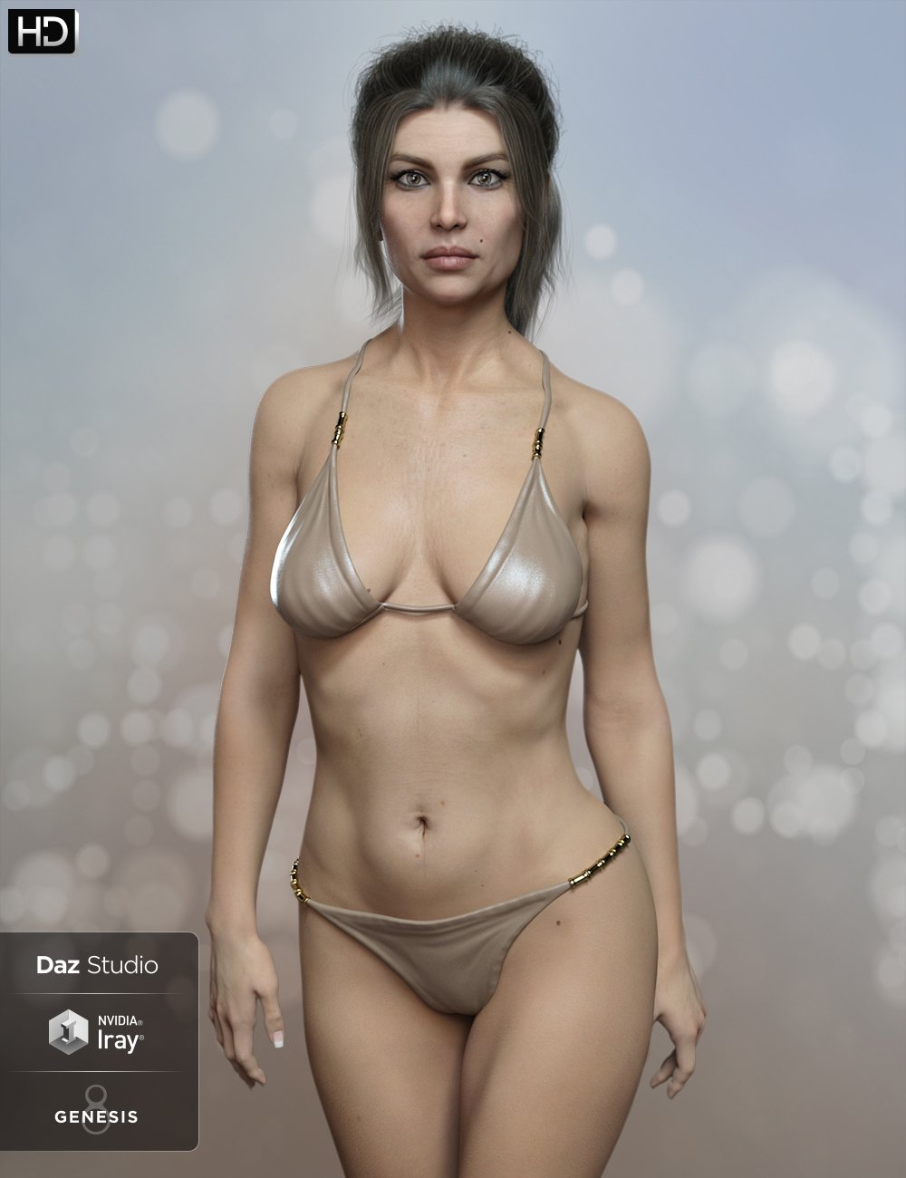 FWSA Edith HD for Alexandra 8 by: Fred Winkler ArtSabby, 3D Models by Daz 3D