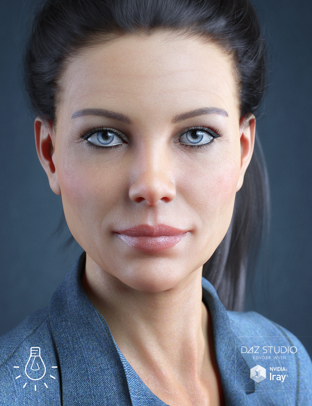 LI Incandescent - Portrait Lighting for Iray by: Laticis Imagery, 3D Models by Daz 3D