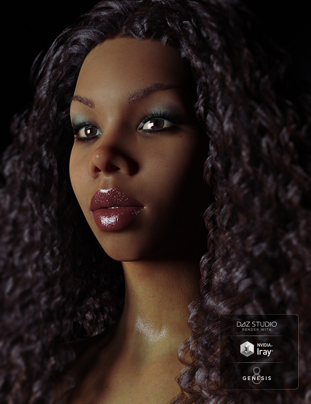 SC Marquita for Genesis 8 Female by: Second-Circle, 3D Models by Daz 3D