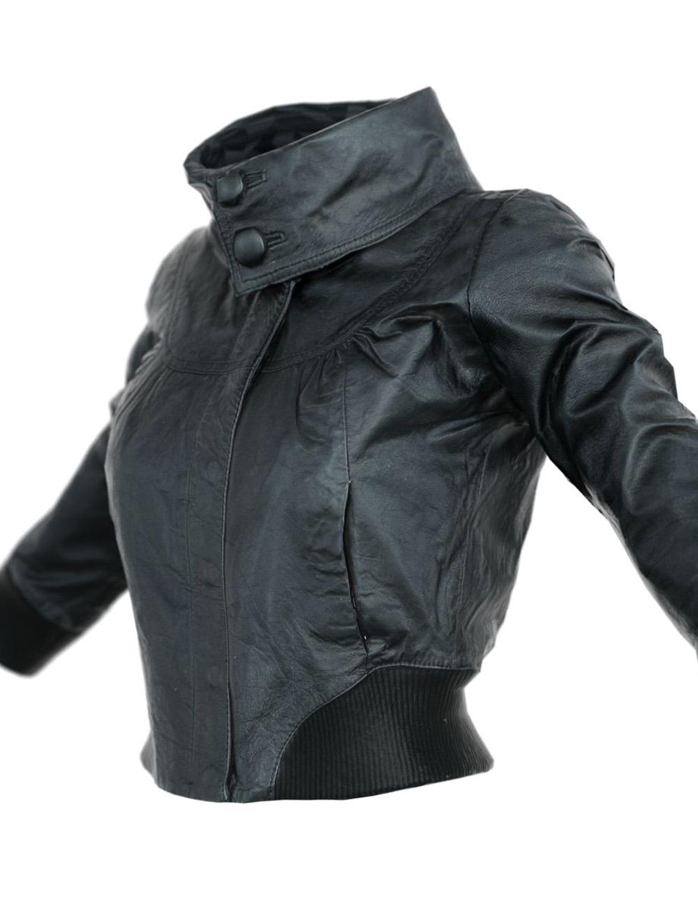 FBX- Black Leather Jacket by: Polygonal Miniatures, 3D Models by Daz 3D