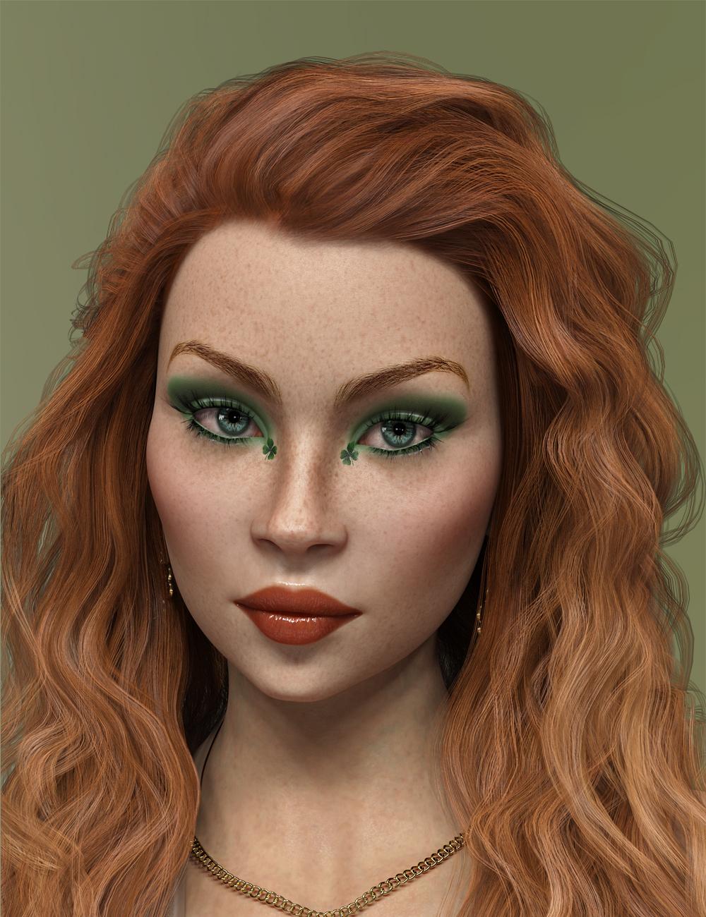 Madeline for Genesis 8 Female by: TwiztedMetal, 3D Models by Daz 3D
