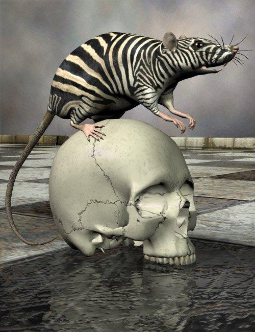 Noggin's Fantasy Rats by: noggin, 3D Models by Daz 3D