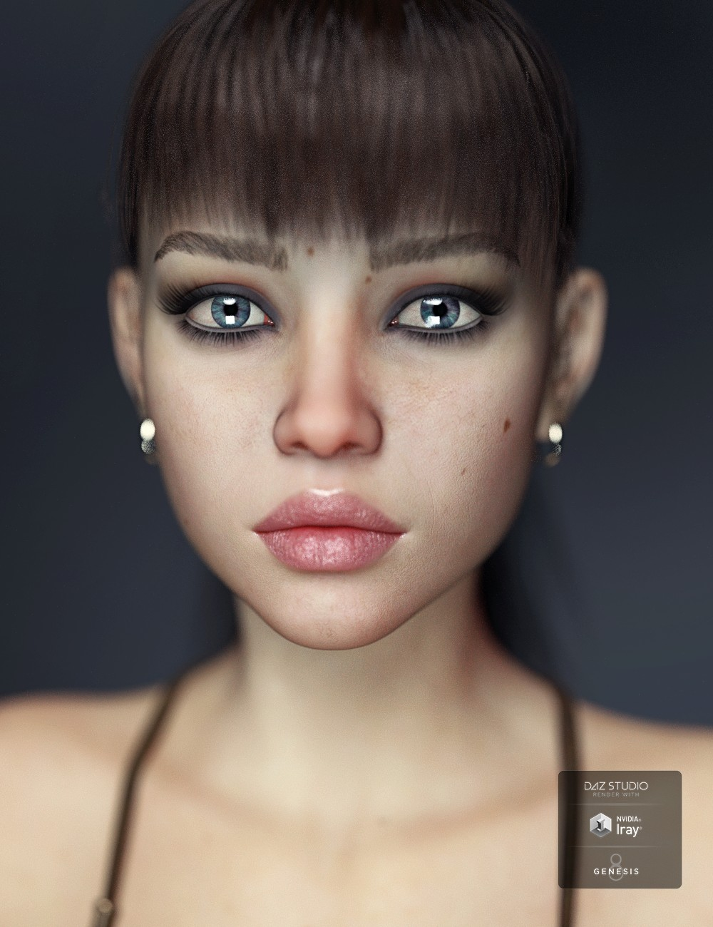 SC Gillian for Genesis 8 Female by: Second-Circle, 3D Models by Daz 3D