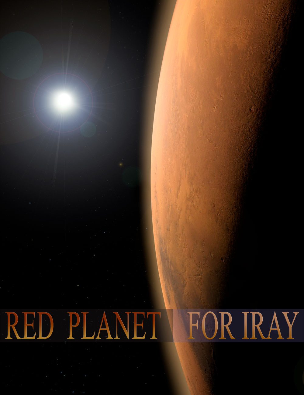 Red Planet for Iray by: Aako, 3D Models by Daz 3D