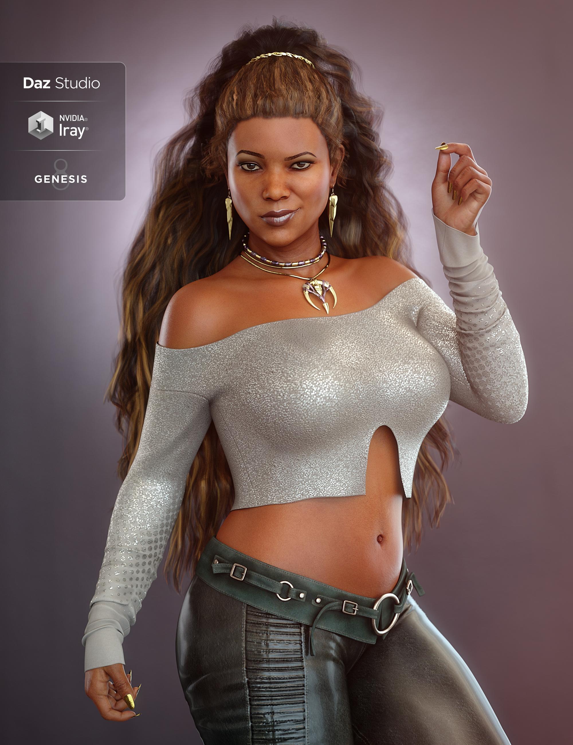 Latonya 8 by: , 3D Models by Daz 3D