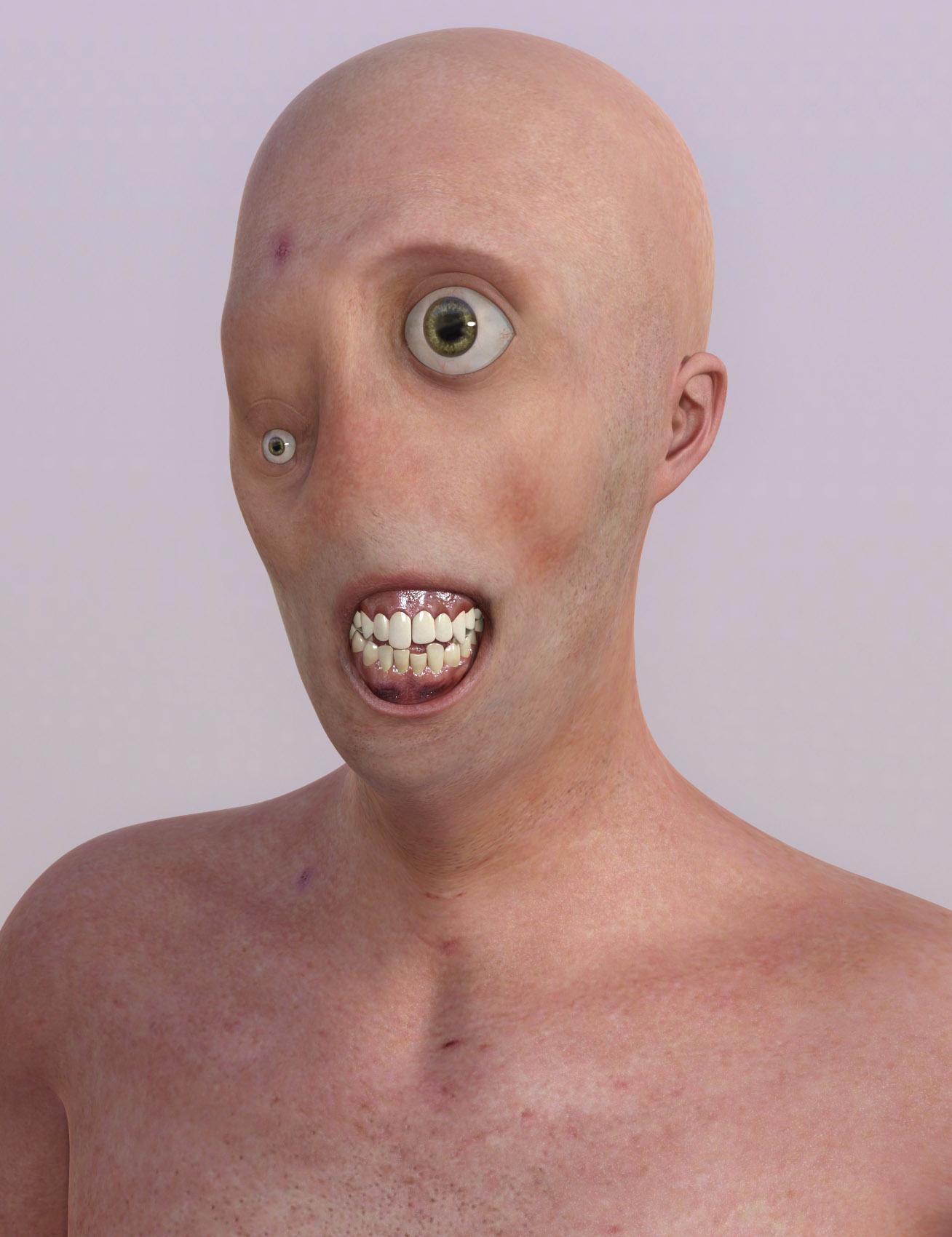 Hypnagog for Genesis 8 Male by: Oskarsson, 3D Models by Daz 3D