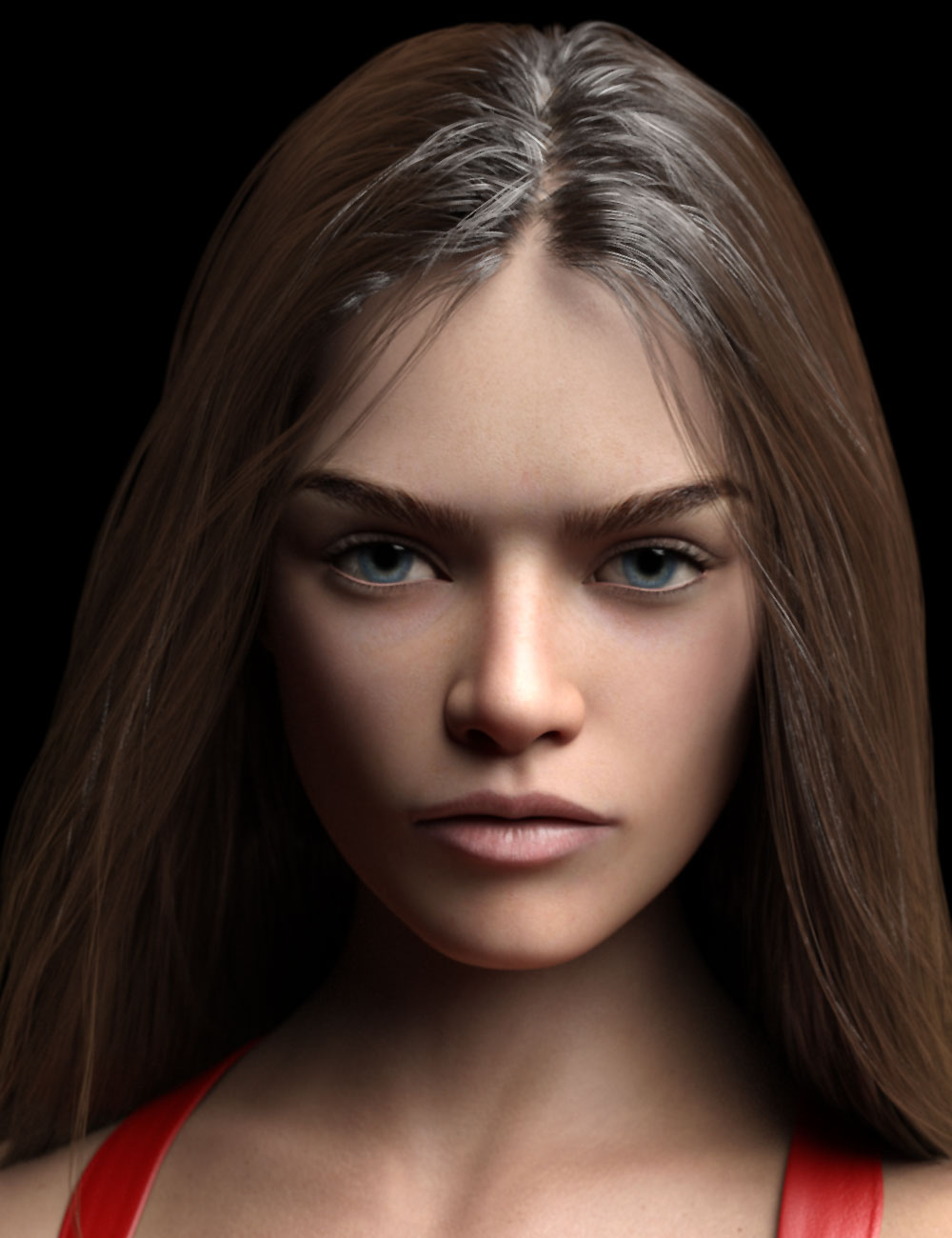 Madonna for Genesis 8 Female by: Mousso, 3D Models by Daz 3D
