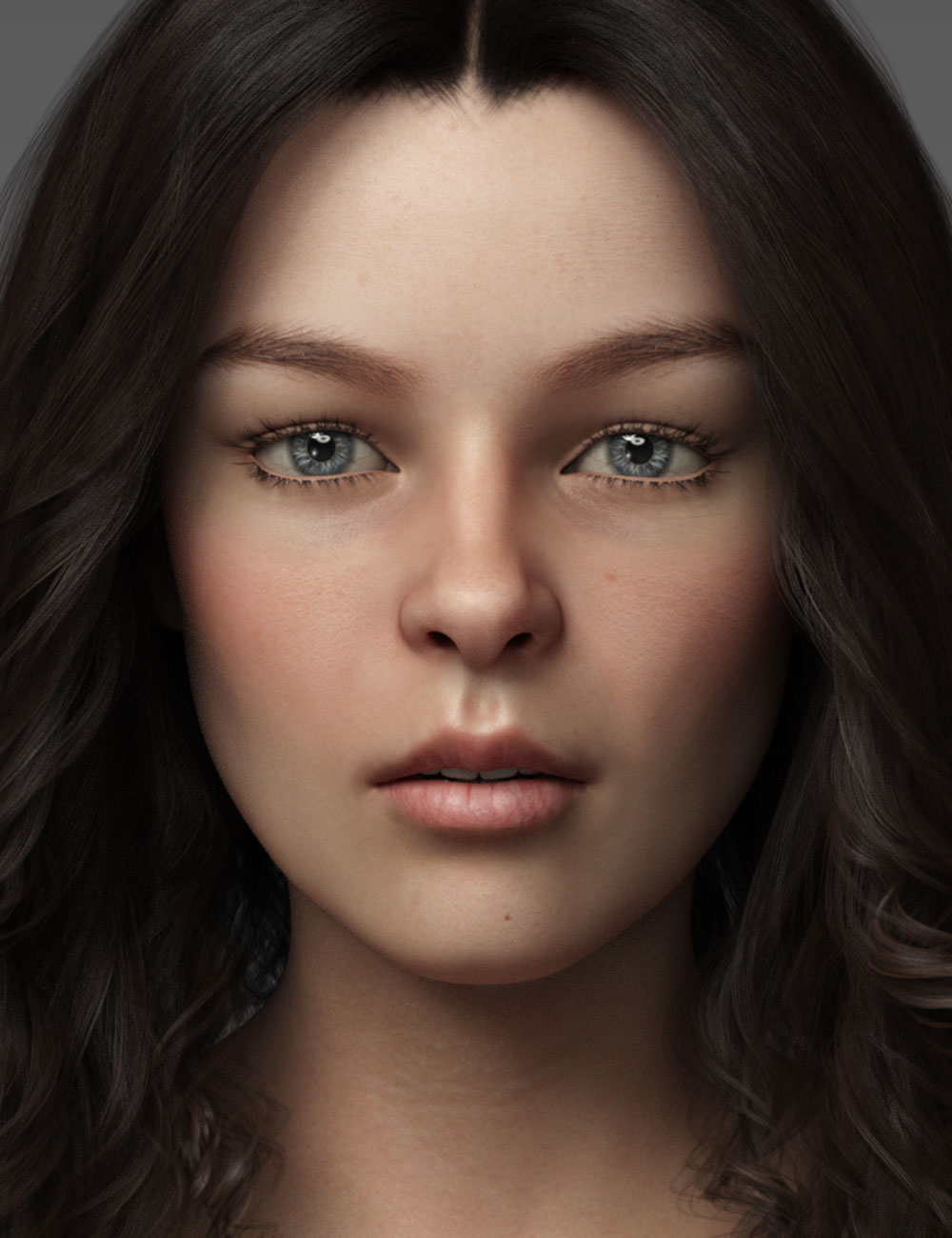 Cora for Genesis 8 Female by: Mousso, 3D Models by Daz 3D
