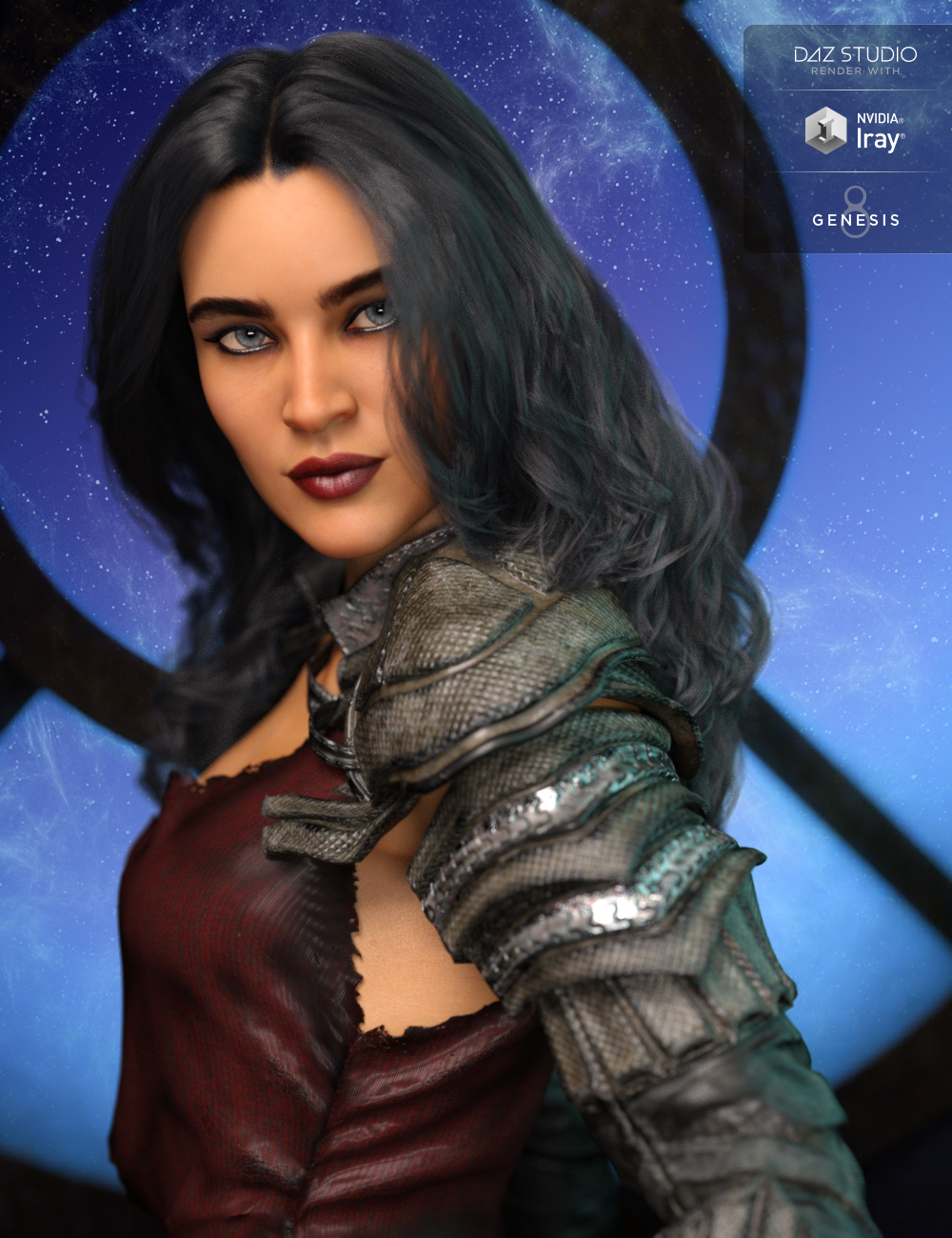 Gia 8 by: , 3D Models by Daz 3D