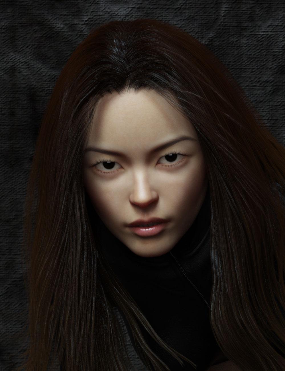 Botan HD for Genesis 8 Female by: Mousso, 3D Models by Daz 3D