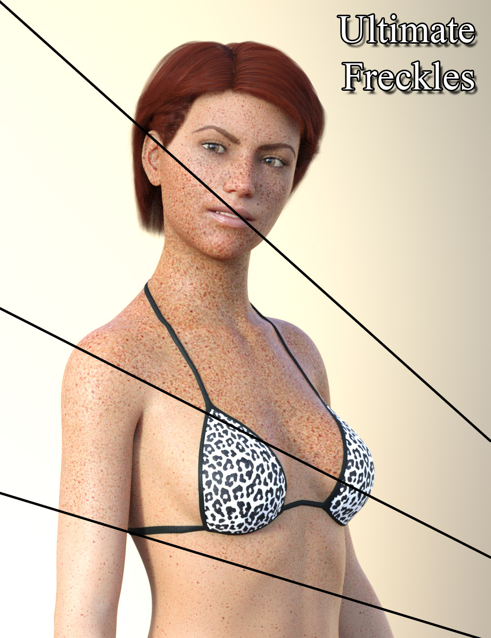 Ultimate Freckles for Genesis 8 and 3 Females and Males by: PhilW, 3D Models by Daz 3D