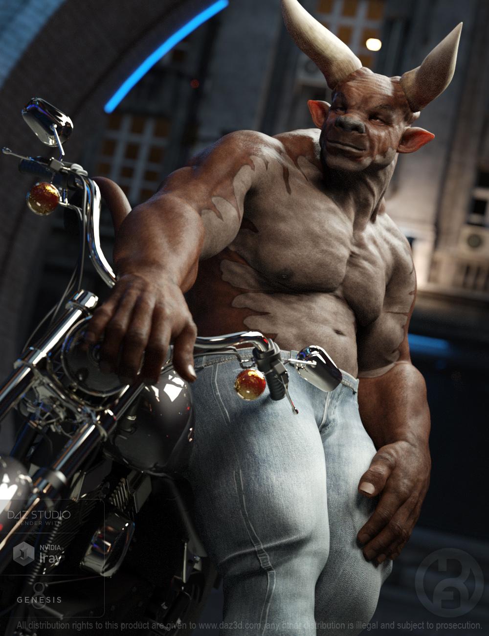 TOR for Genesis 8 Male by: RawArt, 3D Models by Daz 3D