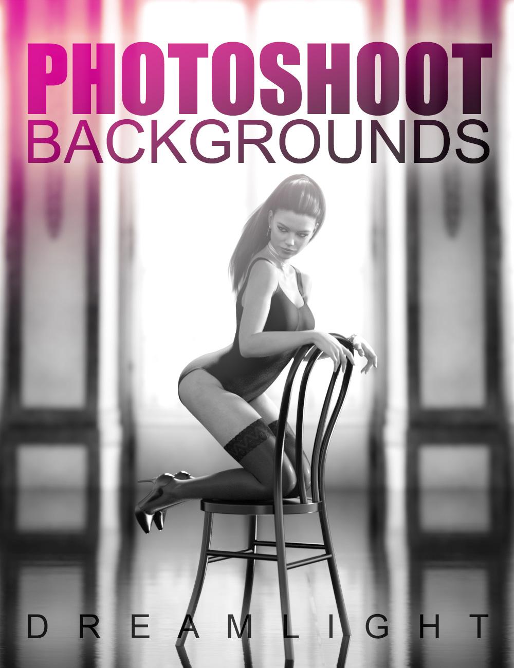 Photoshoot Backgrounds by: Dreamlight, 3D Models by Daz 3D