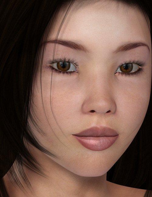 MyLin V4 by: , 3D Models by Daz 3D