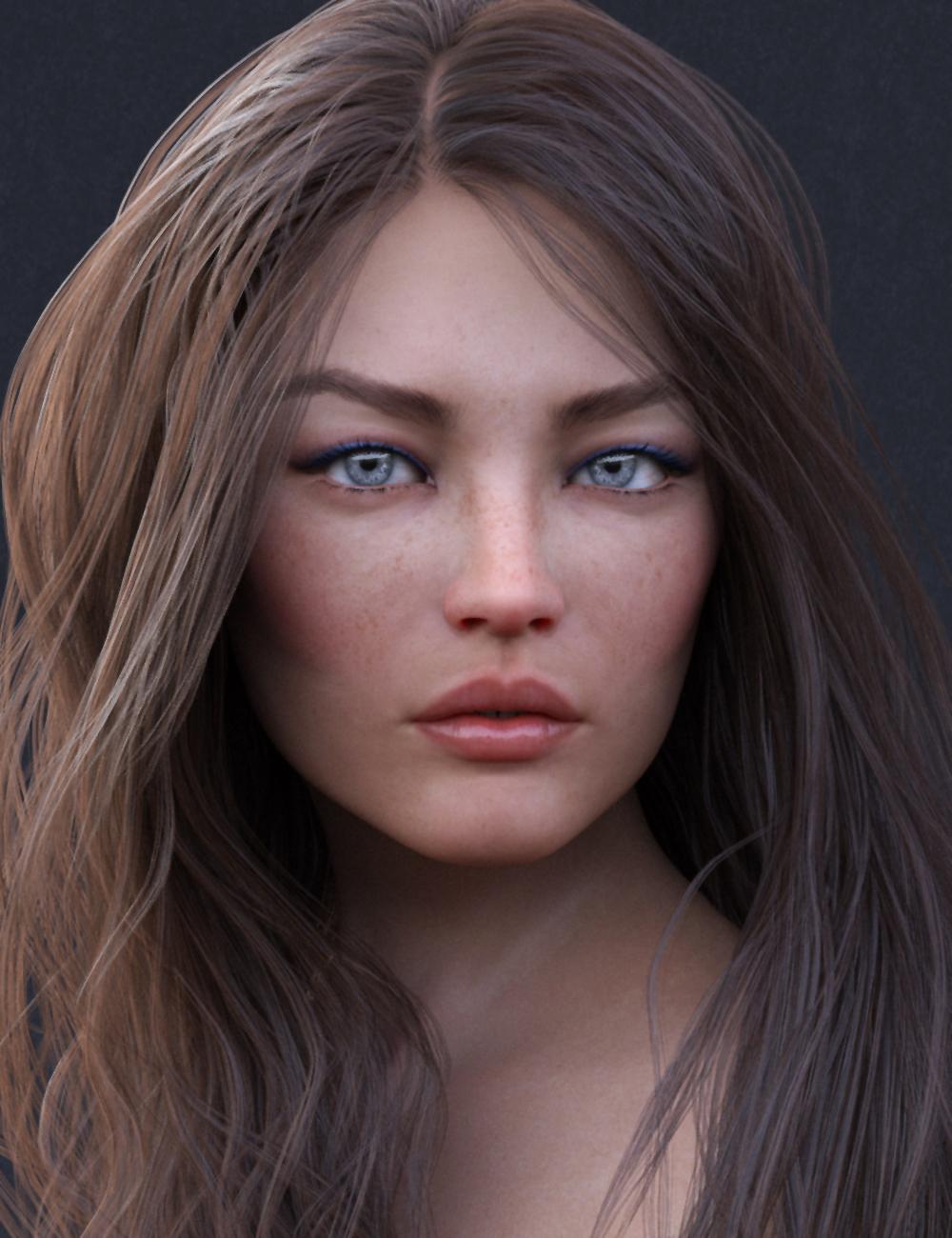 Kiona HD for Genesis 8 Female by: Mousso, 3D Models by Daz 3D