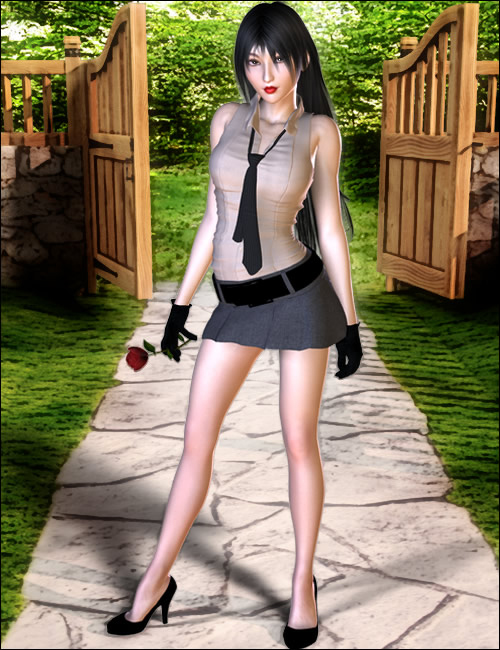 Cool Fever for A3 by: , 3D Models by Daz 3D