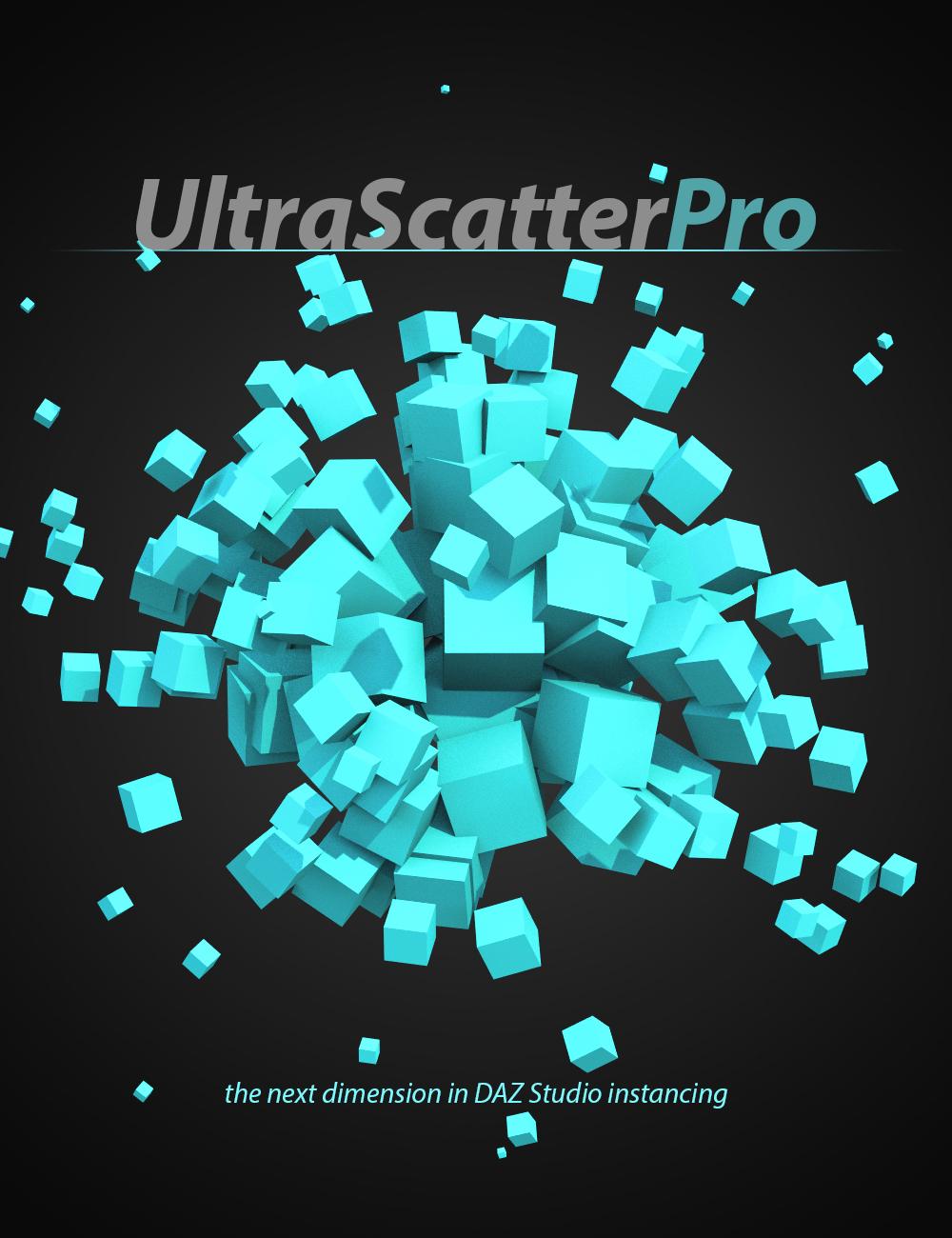 UltraScatterPro by: HowieFarkes, 3D Models by Daz 3D