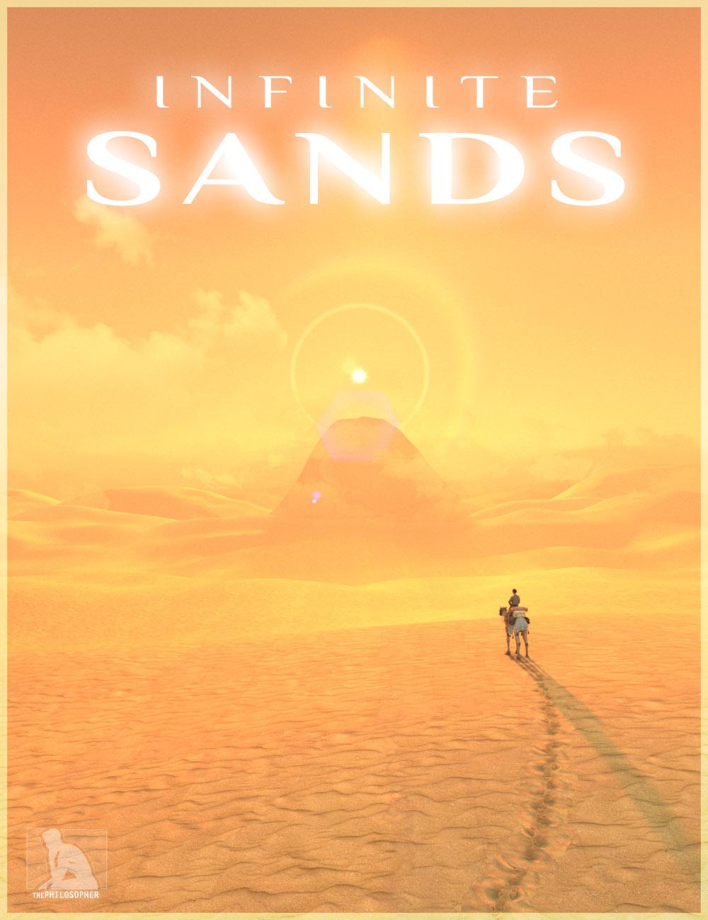 Infinite Sands - Desert Environment by: ThePhilosopher, 3D Models by Daz 3D