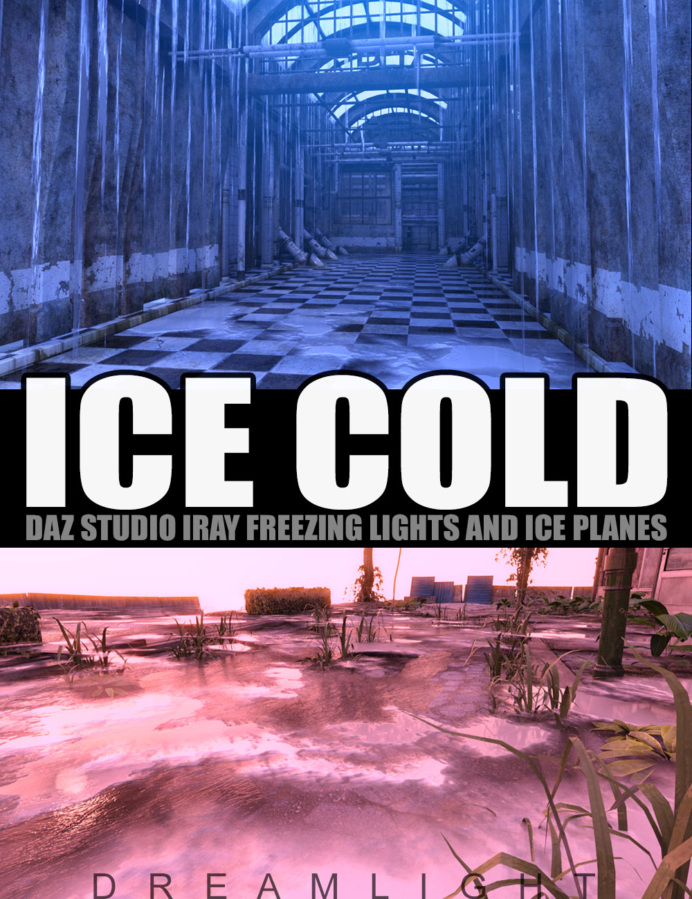 Ice Cold by: Dreamlight, 3D Models by Daz 3D