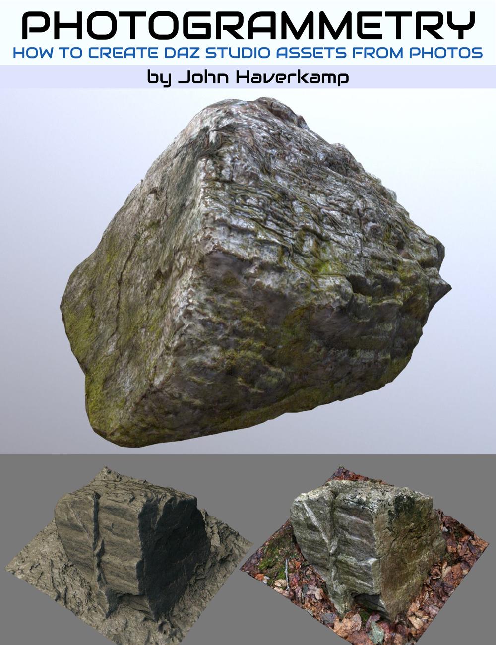Photogrammetry : Creating Daz Studio Assets from Photos by: Digital Art Livemagbhitu, 3D Models by Daz 3D