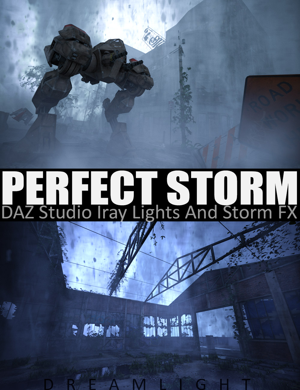 Perfect Storm by: Dreamlight, 3D Models by Daz 3D