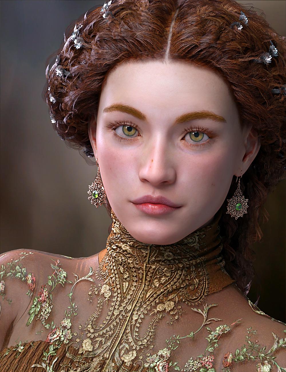 Elsa for Genesis 8 Female by: Virtual_World, 3D Models by Daz 3D