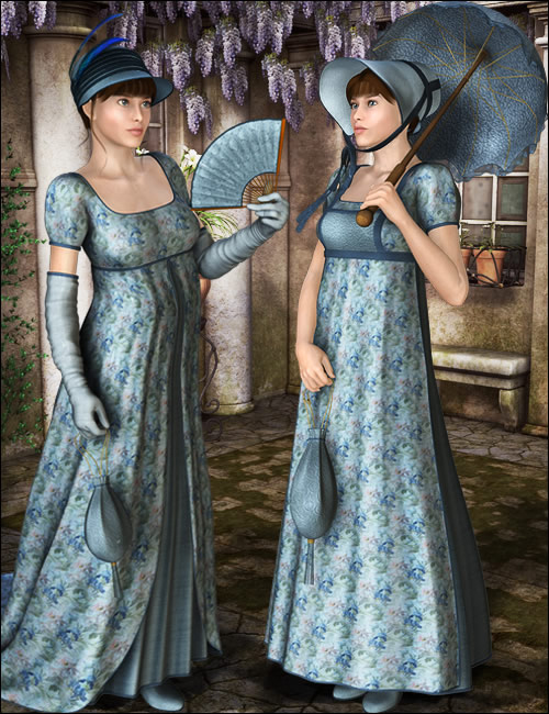 Sensibility Expansion by: Ravenhair, 3D Models by Daz 3D