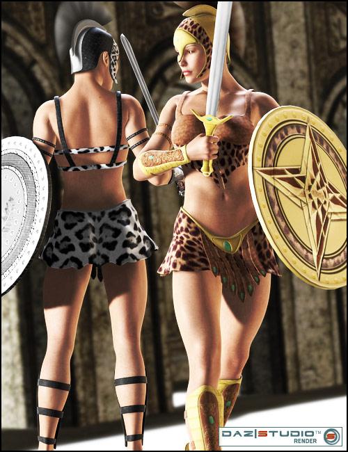 Wild for Centurion by: Morris, 3D Models by Daz 3D